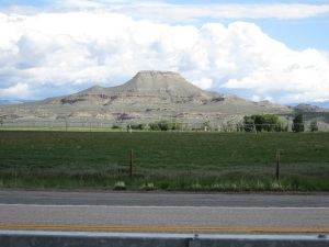 This is the butte.