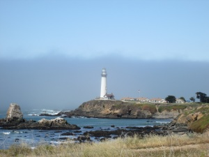 A great lighthouse.