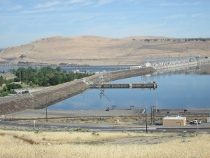 This is a dam on the Columbia River.