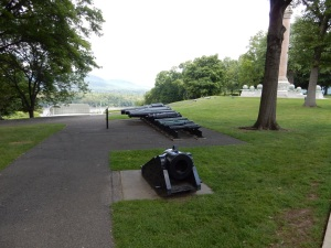The beautiful grounds at West Point
