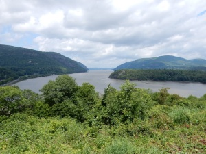 The Hudson River from West Point.